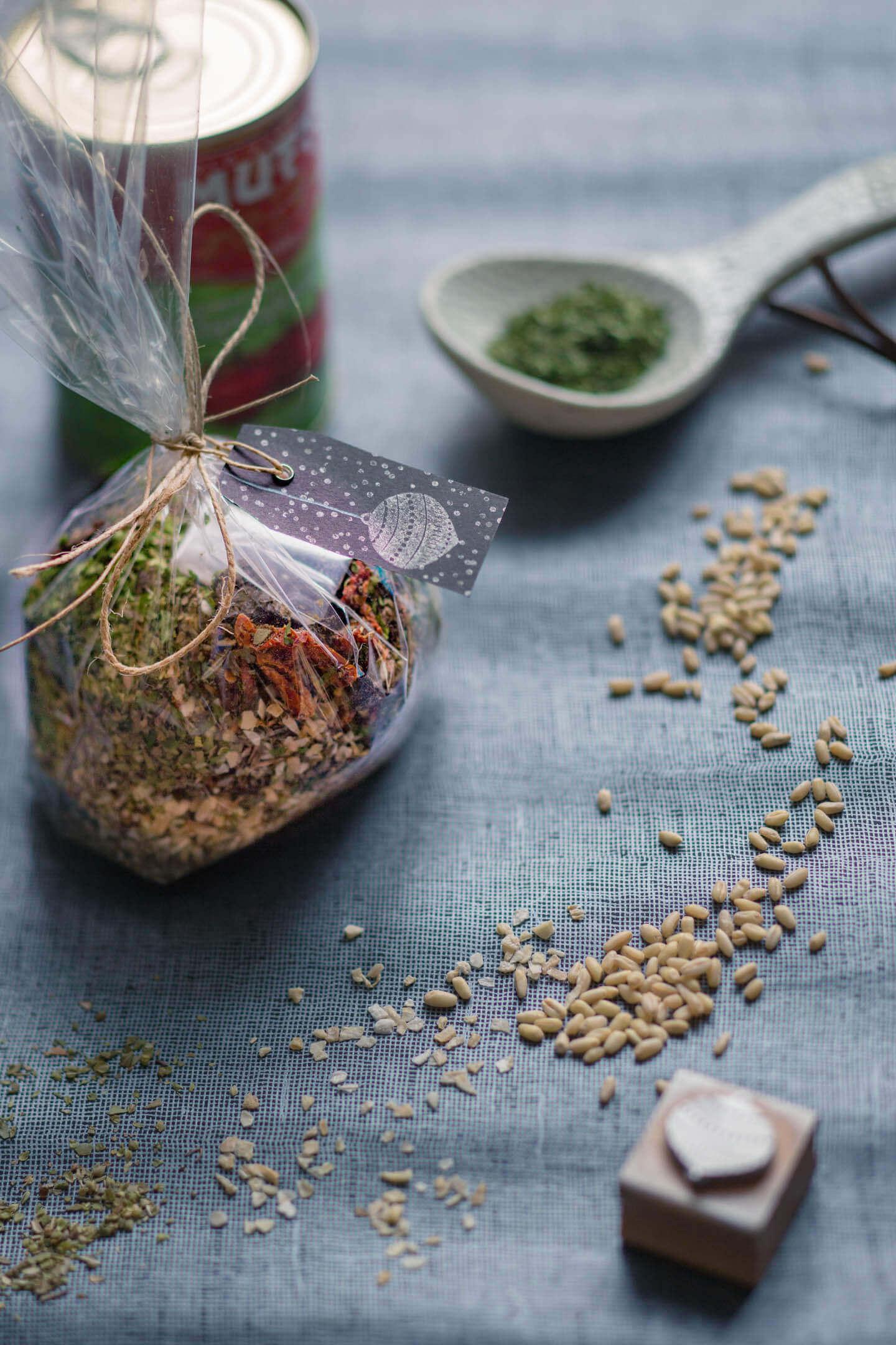 Instant soup: Geschenke aus der Küche
