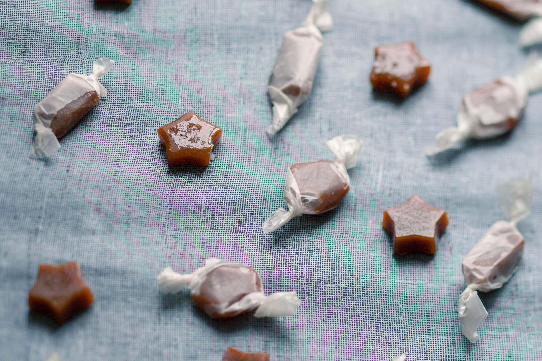 Karamellbonbons: Geschenke aus der Küche