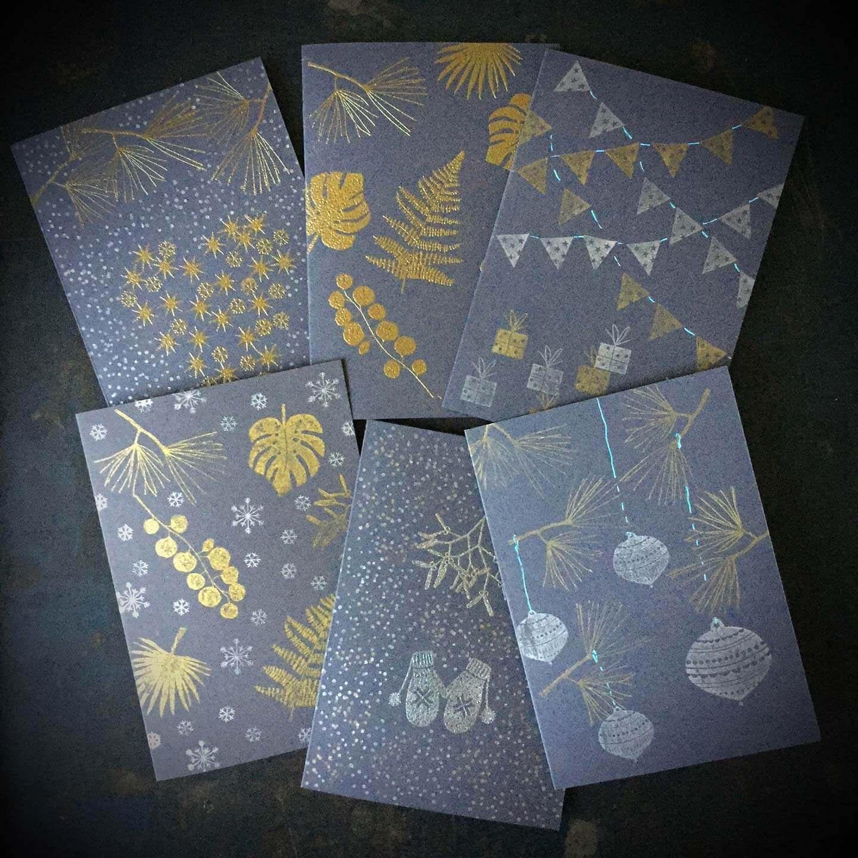 Perlenfischer Stempelkarten
